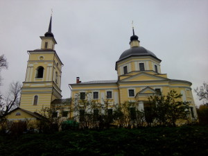 Никольский храм сегодня