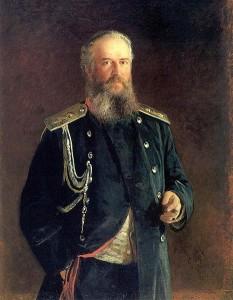 Адам Васильевич Олсуфьев (портрет работы Н.Н.Ге)