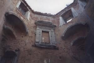 """Небо вместо купола - следствие """"реставрации"""" 1990 г."""